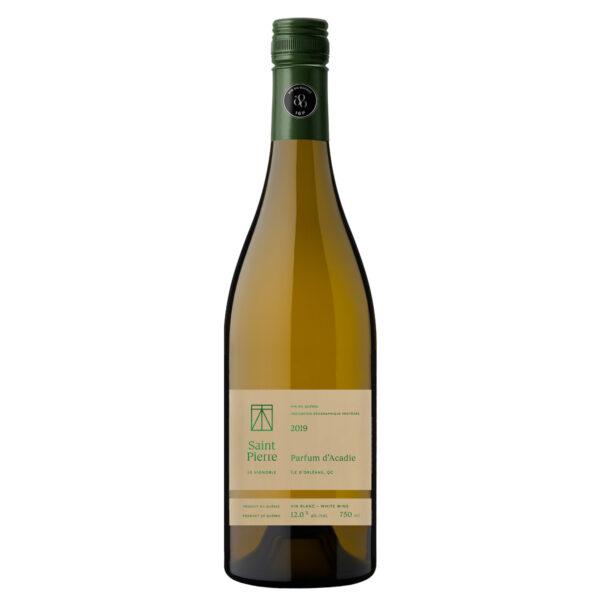 Quebec wine - white wine - Parfum d'Acadie 2019